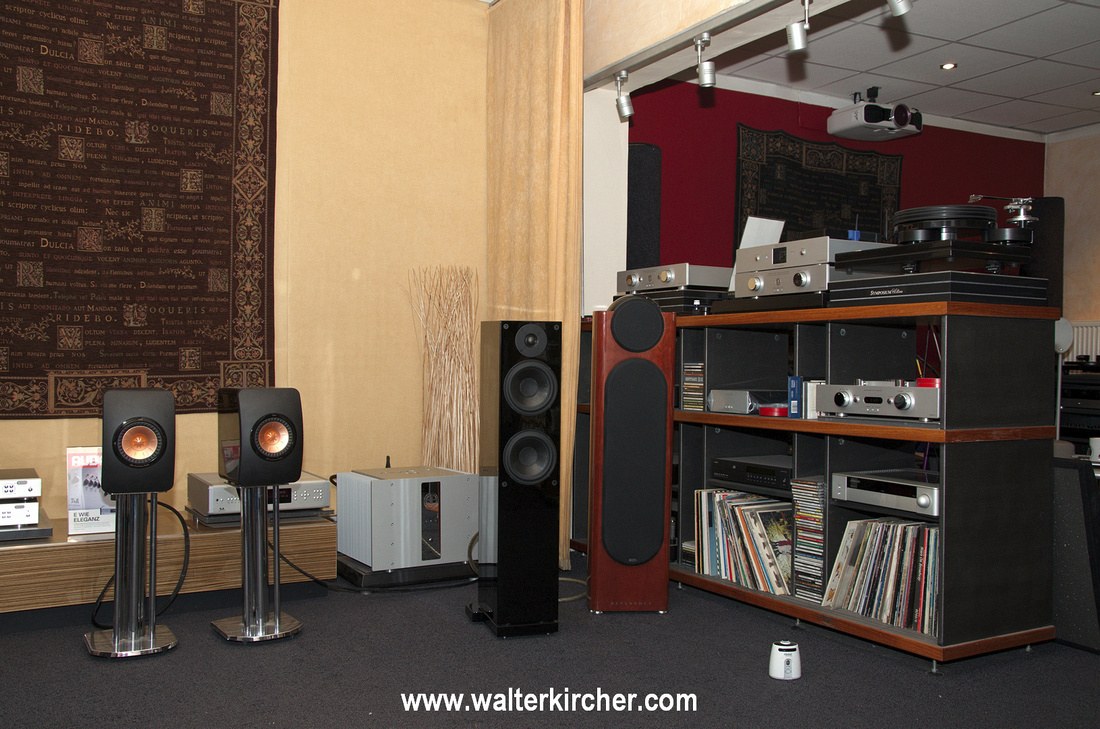 Acoustic Point Klagenfurt is official dealer of the whole reference line of Accustic Arts electronics.