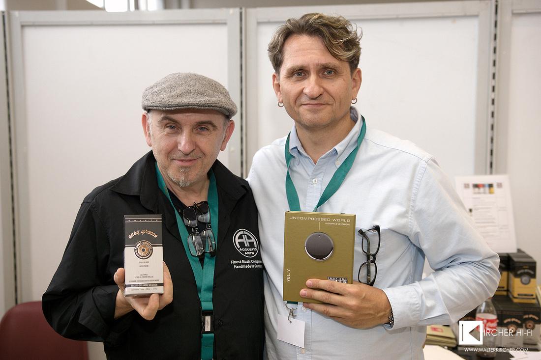 our next star in Vienna - Milan Saje with Yuri Zamazeev