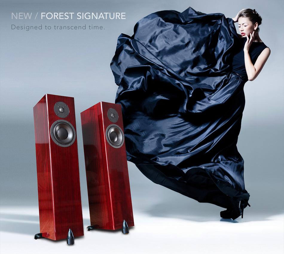 Totem Acoustic Forest Signature