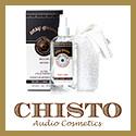 Chisto Audio Cosmetics Logo 125