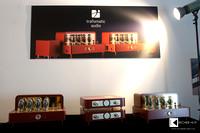 new Trafomatic Audio LARA preamplifier flanked by NOA KT150 mono blocks