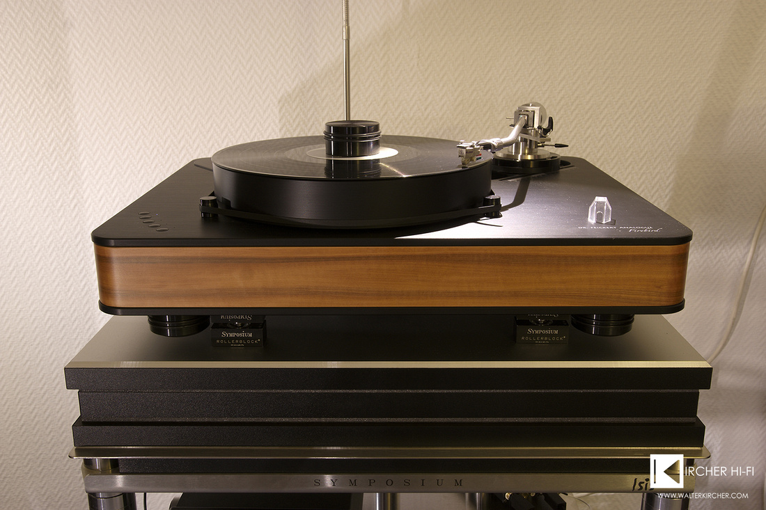 Analogue sound - as the only source!