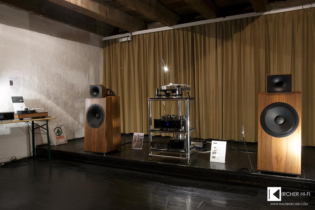 Best (not live) sound of Vinyl Festival - The setup