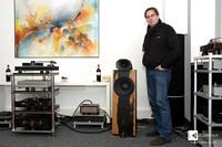 Michael Holzinger, chief editor of Austrian Sempre Audio web magazine visited Linz.