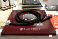 New masterpiece from Yuri: Das Klang Richter Limited Edition phono-cable