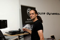 DI Georg Ruppert, owner of www.puredynamics.com (hifi shop and brand)