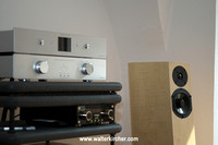 Accustic Arts Streamer ES and Power ES with Audio Physic loudspeaker!