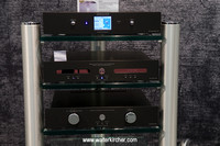 Accustic Arts ES electronics in Black at the HIGH END 2013 in Munich!