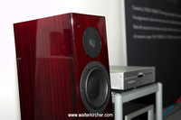 Totem Forest Signature loudspeaker - European premiere at the HIGH END 2013 in Munich!