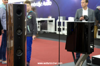 Raidho C3.1 and C1.1 loudspeakers from Denmark!
