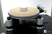 next step up - the AVID HIFI Sequel SP turntable