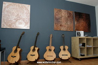 "JMC Lutherie Folk Guitars, Classical Guitars and 3 Soundboards ""Marc J. Pasini"" arts design"