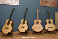 JMC Lutherie Folk and Classical Guitars