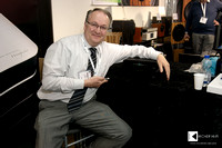 Dr. Chris Feickert presenting his new phono stage Wren