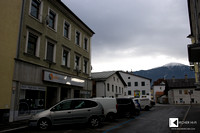 Aktivstudio audio shop is situated in an old house near Innsbruck downtown.