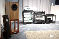 Two special speakers - Suesskind Audio Puls and tiny Phenomenon