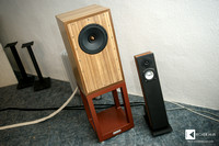 Süßkind Audio Puls and Phenomenon speakers