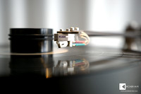 "The Lyra Kleos cartridge did again a fantastic job, mounted on the Reed 3P 12"" tonearm"