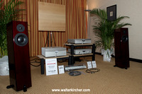alternately playing Totem Forest Signature speakers or JMC Soundboard with YBA Passion electronics