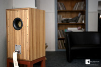 Suesskind Audio Puls – high efficiency fullrange speakers