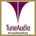 Tune Audio Logo 125