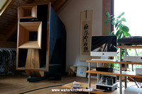 Blumenhofer Acoustics showroom: Wiki - 2-way flagship horn loudspeaker with 103dB sensitivity