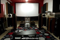 Hanzelaudio, Komarno: Elipson and Opera speakers with Accustic Arts electronics
