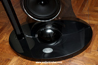 SoulSonic Impulse SE flagship dipole speaker detail