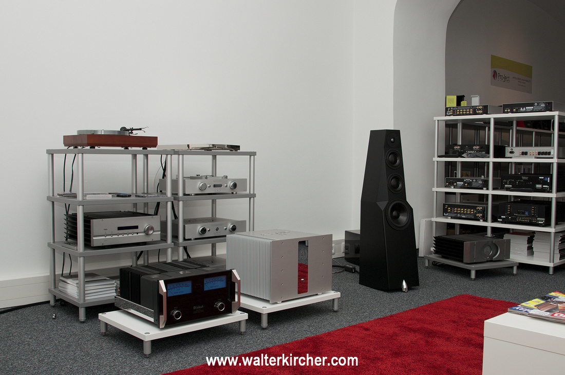Sambs Hifi in Linz, Austria is selling the complete Accustic Arts electronics from Germany and also the complete range of Totem Acoustic loudspeakers.