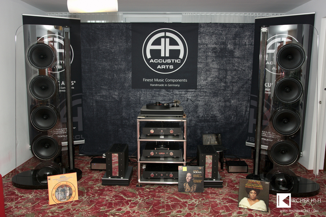 complete Accustic Arts / SoulSonic Impulse SE speakers setup