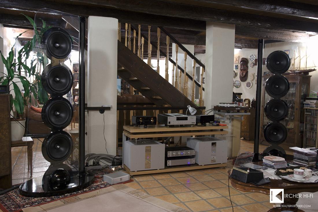 my main target - the private SoulSonic Impulse SE setup in Piran region