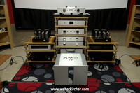 Hanzelaudio, Komarno: electronics from Accustic Arts, Bob Carver, PS Audio and Olive