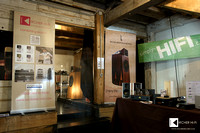 The Viennese shop simply-HIFI.com equipped the entry to our showroom and assisted