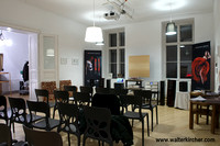 "The Vienna location ""ImHinterhof"" offers the perfect space for such events."