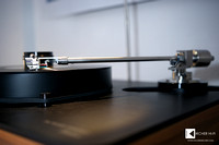 "The Glanz MH-124SX - 12"" Japanese tonearm with absolute approach"
