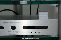 HIGH END 2014: new Accustic Arts PLAYER ES II world premiere in Munich, now with asynchronous USB input