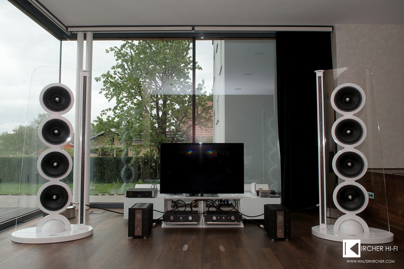 Kircher Hifi Soulsonic Impulse Speakers Accustic Arts