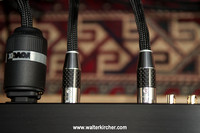 VOVOX textura power, textura fortis IC balanced audio cables