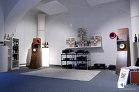 Special SAMBS Hifi event showroom with more than 50 m²