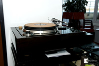 further refined Garrard 501 Transcription Reference turntable