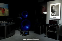 Altec-Lansing, Avantgarde Acoustic horn speakers and many McIntosh units