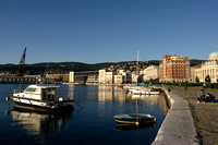 Trieste, Italy in September