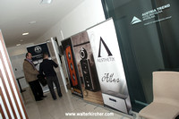 Hanzel Audio room at the High End Slovakia 2013 in Bratislava