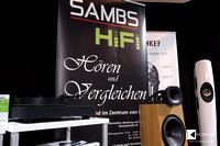 Sambs Hifi, two shops direct in Linz downtown