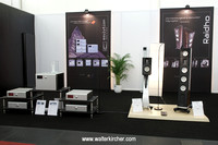 Soulution extreme high-end electronics from Switzerland, Raidho loudspeakers!